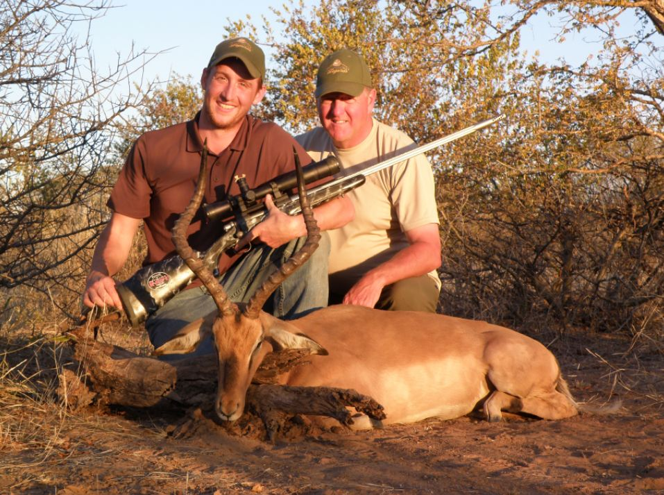Andrew Hintons Impala 2009 Limpopo Province South Africa
