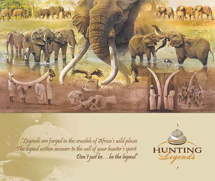 Hunting legends