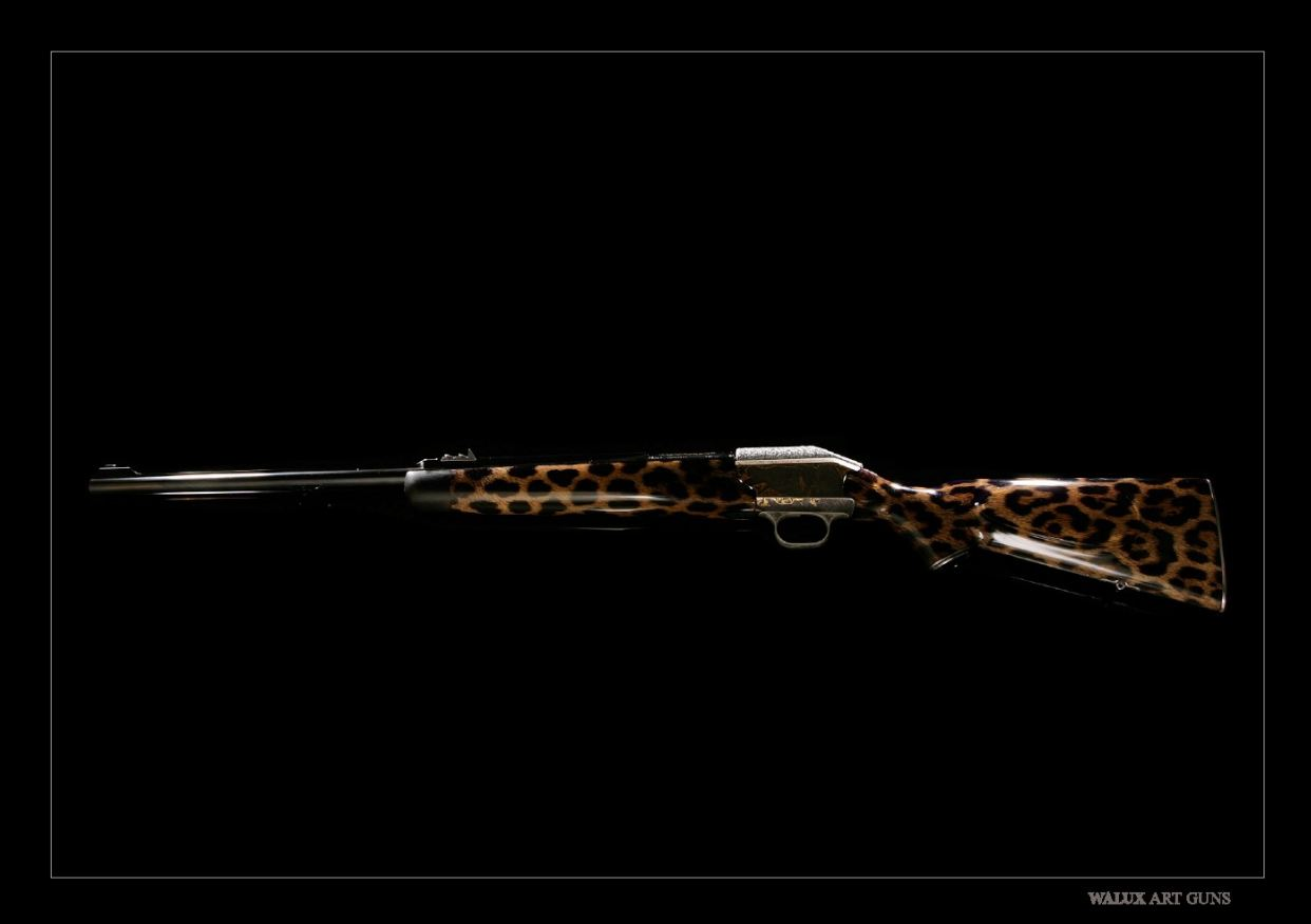 Leopard Rifle