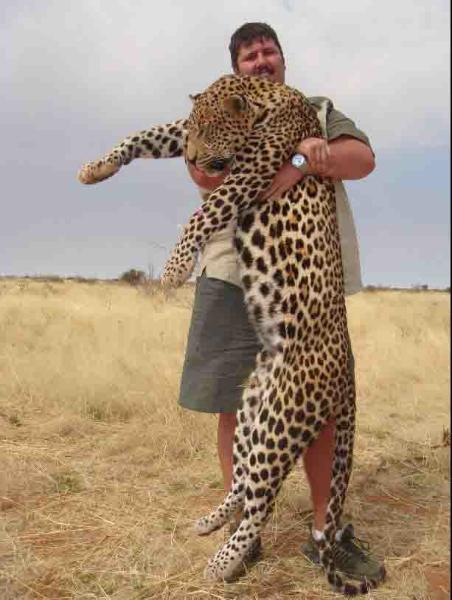 Brendan's leopard